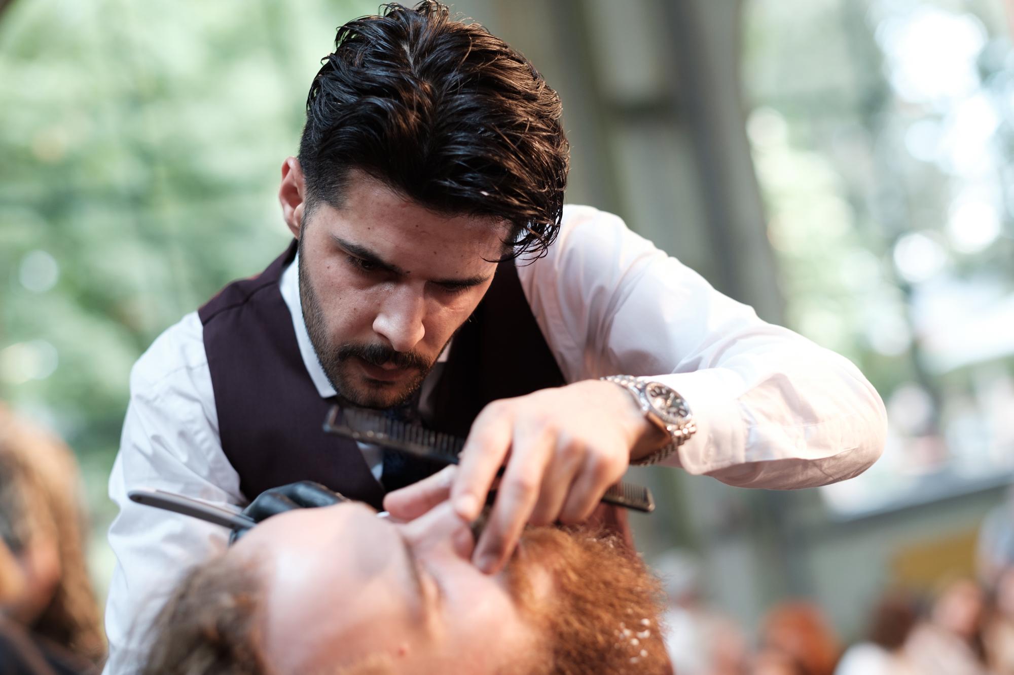 nordens bästa barberare
