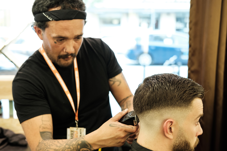 workshop swedish barber expo