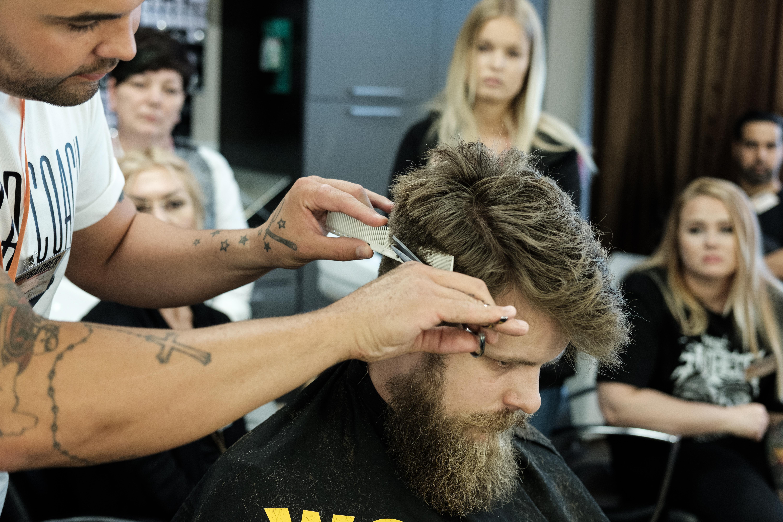 swedish barber expo