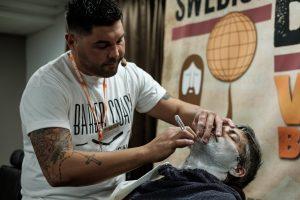 visning swedish barber expo