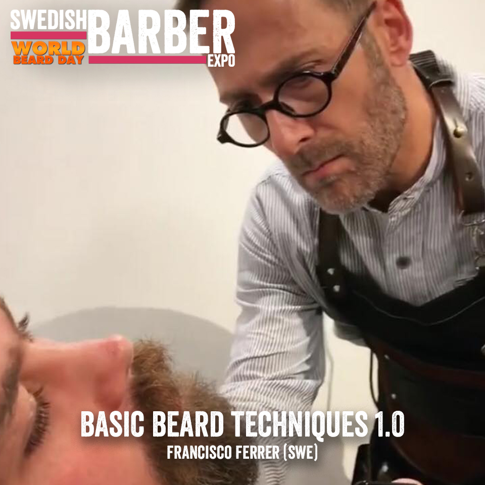 basic beard techniques
