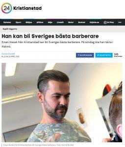 semifinal årets barberare