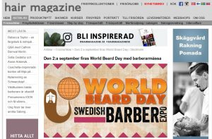 swedish barber expo 2017