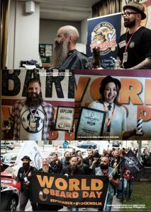 bildspecial swedish barber expo