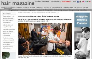 barberartävling sverige 2018