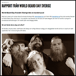 world beard day