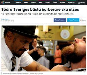 årets barberare