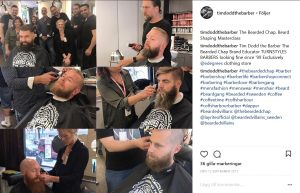 swedish barber expo